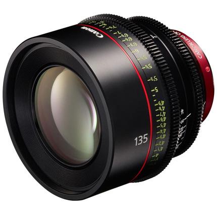 Canon CN-E135mm T2.2 L F Prime Cine Lens