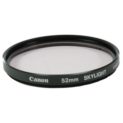 Canon 52mm Protection filter