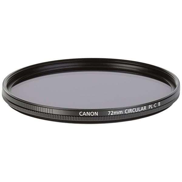 Canon 72mm Circular Polarizing Filter