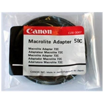 Canon Macrolite Adapter 52C (52-C)