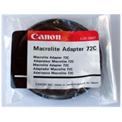 Canon Macrolite Adapter 72C (72-C)
