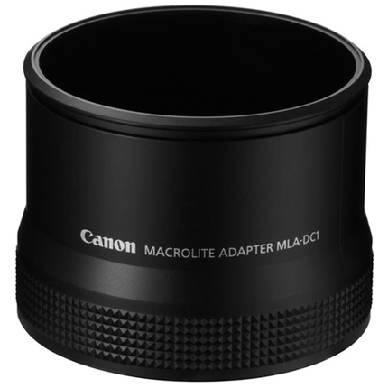 Canon MLA-DC1 Macro Light Adapter For G1 X