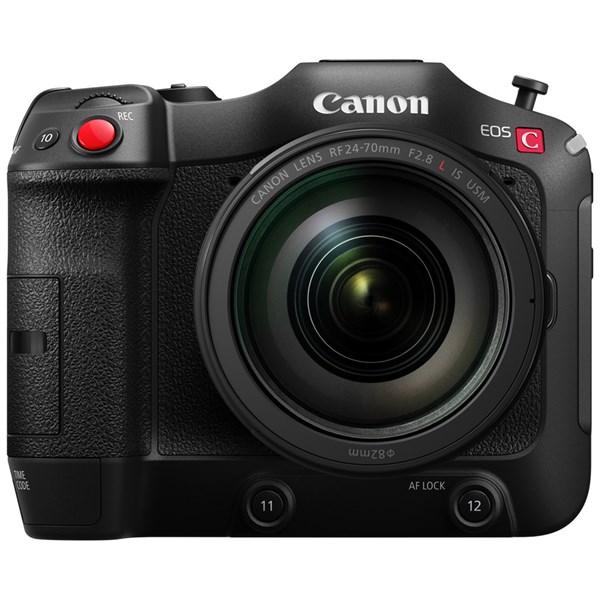 Canon EOS C70 RF Mount Pro Video Cinema Camera