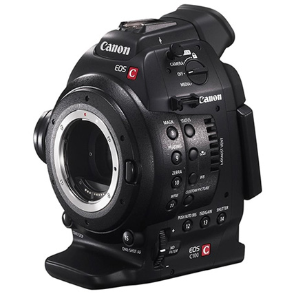 Canon EOS C100 Cinema EOS Camera