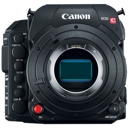 Canon EOS C700 FF PL Mount Cinema Camera