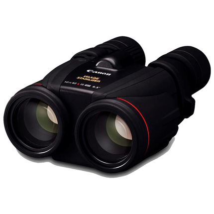 Canon IS WP 10x42L Image Stabilised Binoculars