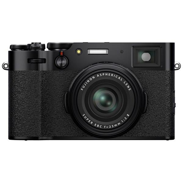 Fujifilm X100V Compact Digital Camera Black