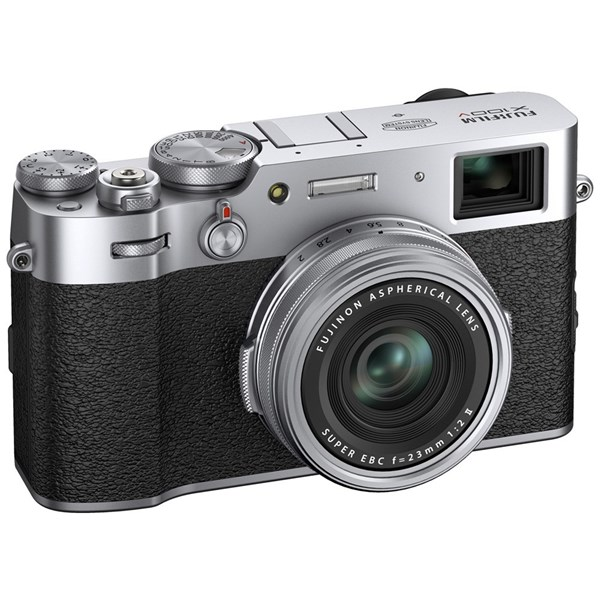 Fujifilm X100V Compact Digital Camera Silver