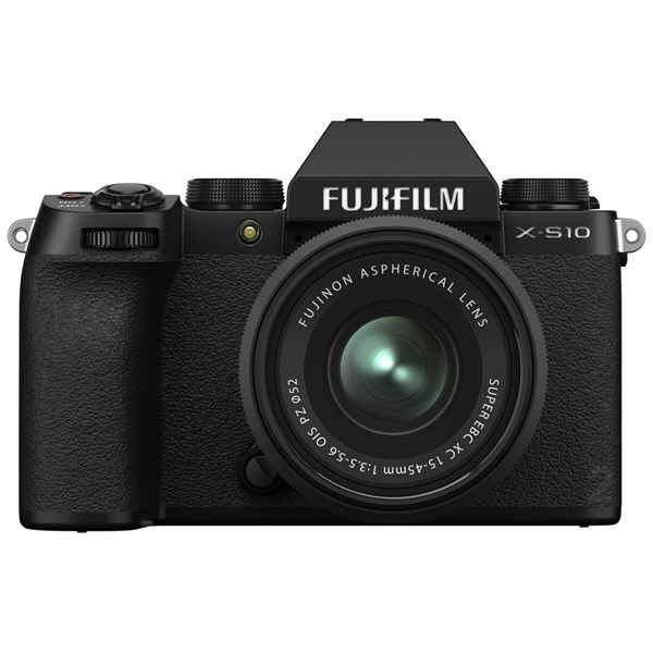 Fujifilm X-S10 With Fujinon XC 15-45mm f/3.5-5.6 OIS PZ Lens Kit