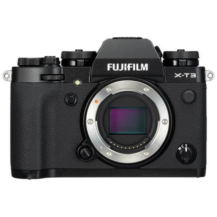 Fujifilm X-T3 Mirrorless Camera Black