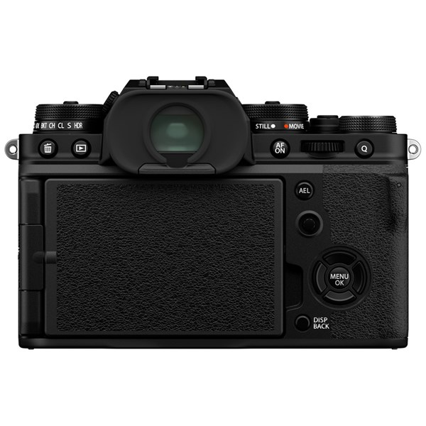 Fujifilm X-T4 Mirrorless Camera Body Black Video 02