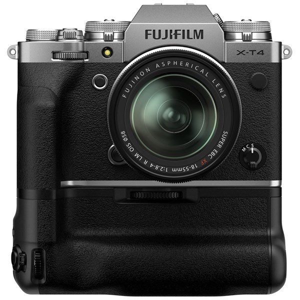 Fujifilm X-T4 Mirrorless Camera With XF 18-55mm f/2.8-4 Lens Kit Silver Video 02