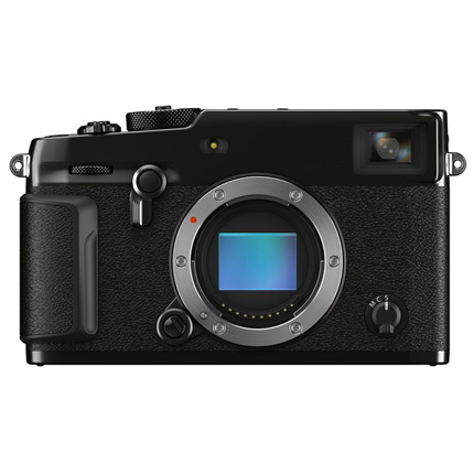 Fujifilm X-Pro3 Mirrorless Camera Body - Black