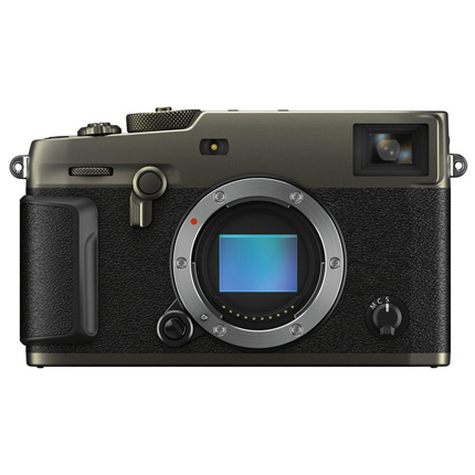 Fujifilm X-Pro3 Mirrorless Camera Body - Dura Black Finish