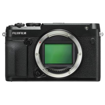 Fujifilm GFX 50R Medium Format Mirrorless Camera Body