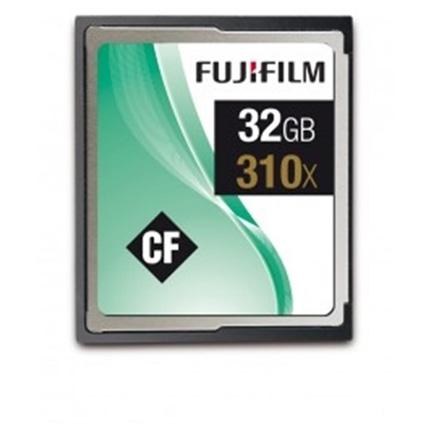 Fujifilm 32GB 310x (45mb/s) CF