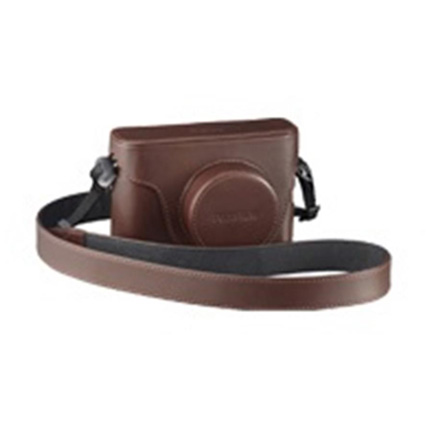 Fujifilm LC-X100F Brown Premium Case for X100F