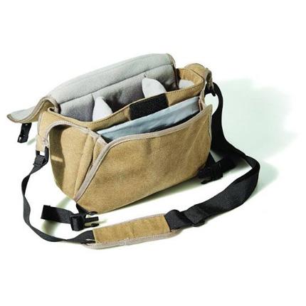 Fujifilm GEO Compact Shoulder bag CSC Bag - Brown