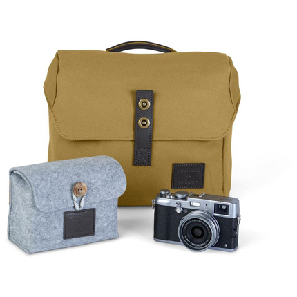 Fujifilm Millican Daniel The Camera Bag - Antique Bronze