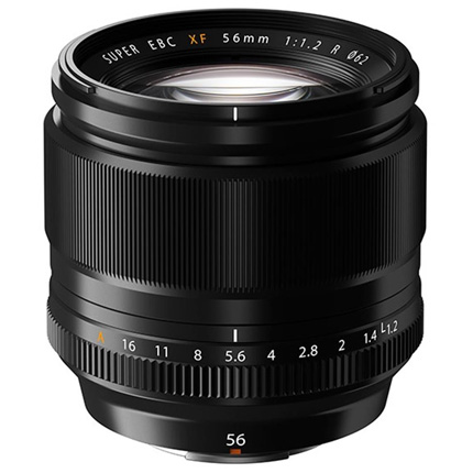 Fujifilm XF 56mm f1.2 R Short Telephoto Lens
