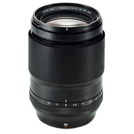 Fujifilm XF 90mm f2 R LM WR Telephoto Lens