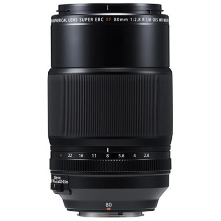 Fujifilm XF 80mm f2.8 R LM OIS WR Macro Lens With 1.4X Teleconverter