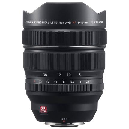 Fujifilm XF 8-16mm f/2.8 R LM WR X Mount Lens