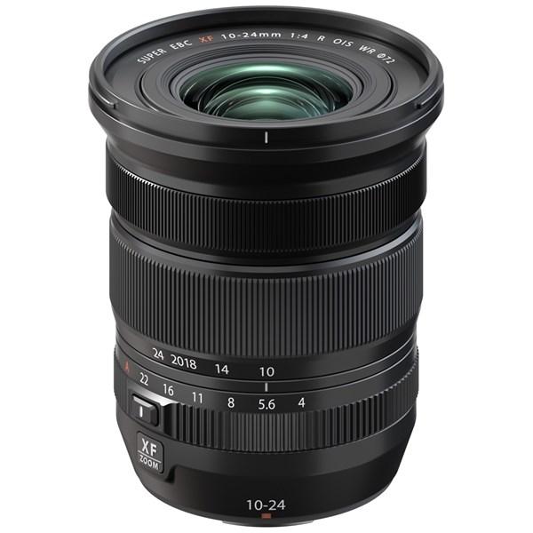 Fujifilm XF 10-24mm f/4 R OIS WR MK II Ultra Wide Angle Zoom Lens