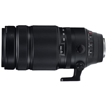 Fujifilm XF 100-400mm f/4.5-5.6 R LM OIS WR Telephoto Zoom Lens