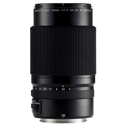 Fujifilm GF 120mm f4 R LM OIS WR Medium Format Macro Lens