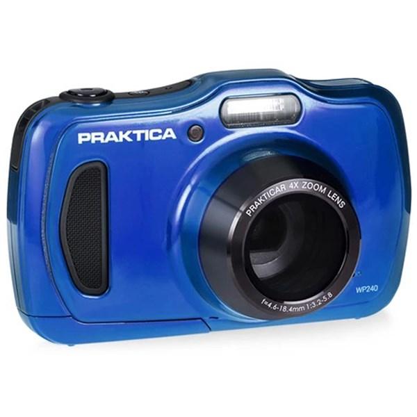 Praktica Luxmedia WP240 Waterproof Blue
