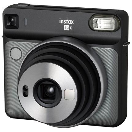 Fujifilm instax Square SQ6 Graphite Grey Instant Camera