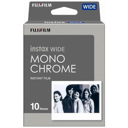 Fujifilm Fuji Instax Wide Format Film Monochrome