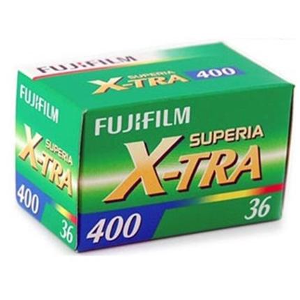 Fujifilm Superia 400 35mm 36 exp