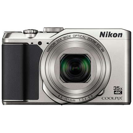 Nikon Coolpix A900 Silver EX DEMO Missing USB Cable