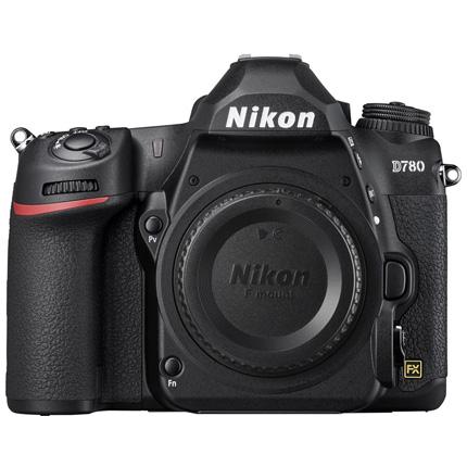 Nikon D780 DSLR Camera Body