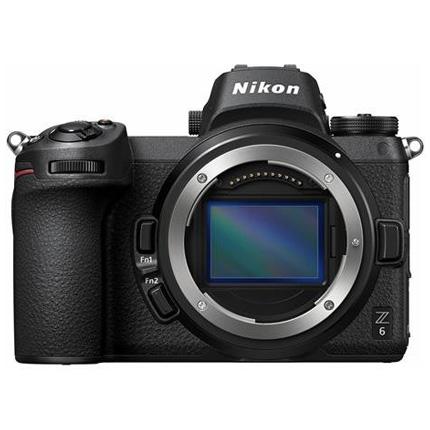 Nikon Z 6 Full Frame Mirrorless Camera, Essential Movie Kit