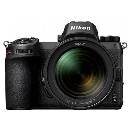 Nikon Z 6 + 24-70mm lens f/4 S + Mount Adapter