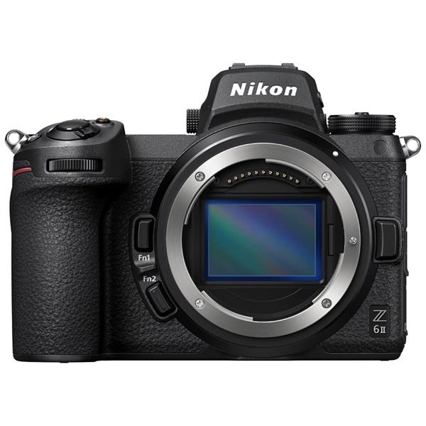 Nikon Z6 II Full Frame Mirrorless Camera With FTZ Lens Adapter Kit