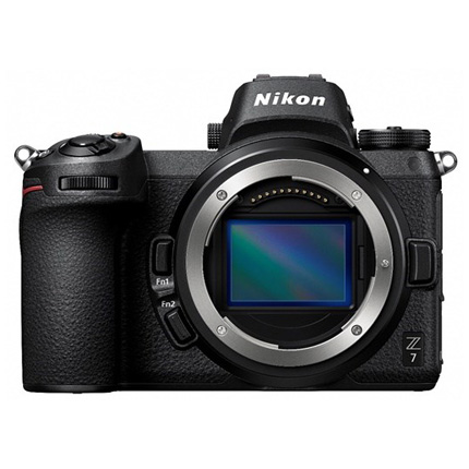 Nikon Z7 full frame mirrorless camera + FTZ Mount Adapter
