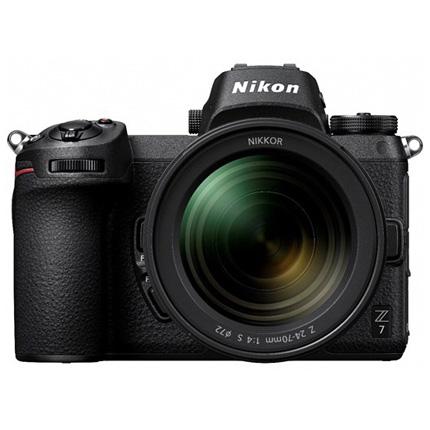 Nikon Z7 Full Frame Mirrorless Camera + 24-70mm f/4 S Lens