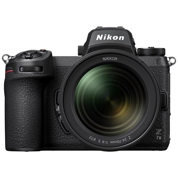 Nikon Z7 II Mirrorless Camera With NIKKOR Z 24-70mm f/4 S Lens Kit