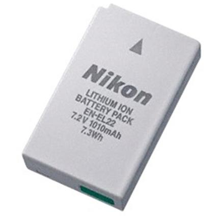 Nikon EN-EL22 Battery for Nikon 1 J4 & S2
