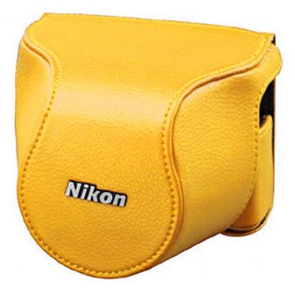 Nikon Body Case Set CB-N2214S Yellow for S2