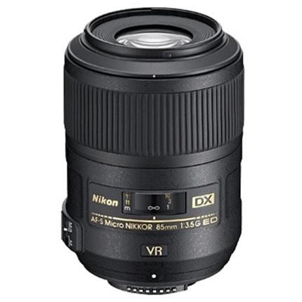 Nikon AF-S DX Micro Nikkor 85mm f/3.5G ED VR Macro Lens