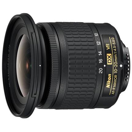 Nikon AF-P DX Nikkor 10-20mm f/4.5-5.6G VR Ultra Wide Angle Zoom Lens