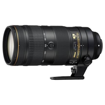 Nikon AF-S Nikkor 70-200mm f/2.8E FL ED VR Telephoto Zoom Lens