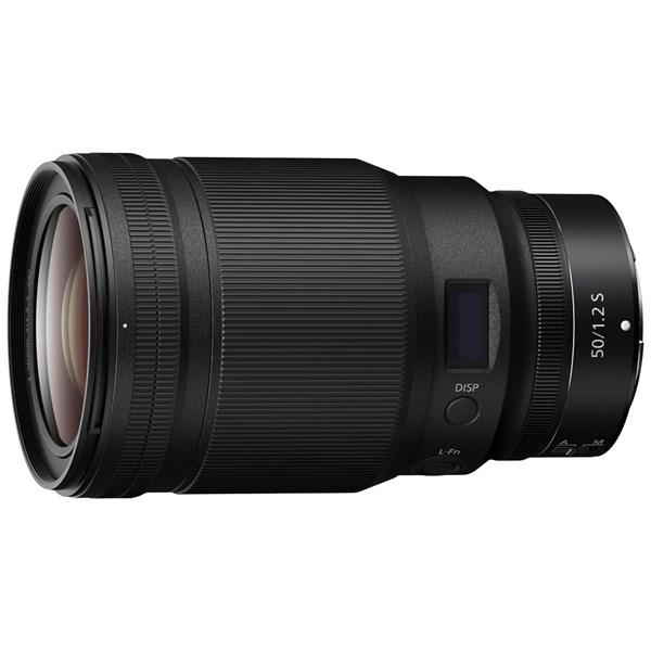 Nikon Nikkor Z 50mm f/1.2 S Prime Lens