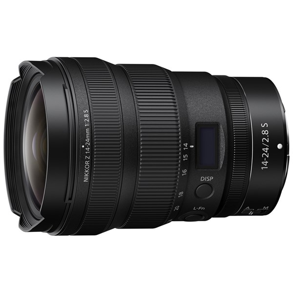 Nikon Nikkor Z 14-24mm f/2.8 S Ultra Wide Angle Zoom Lens