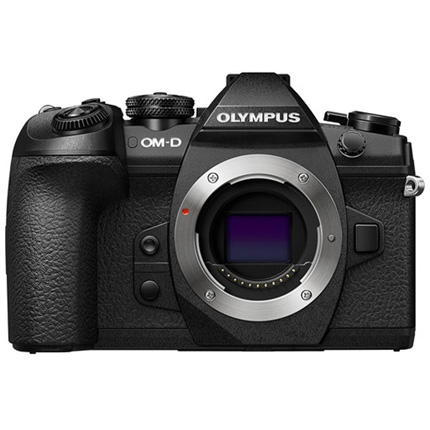 Olympus OM-D E-M1 Mark II Mirrorless Camera Body